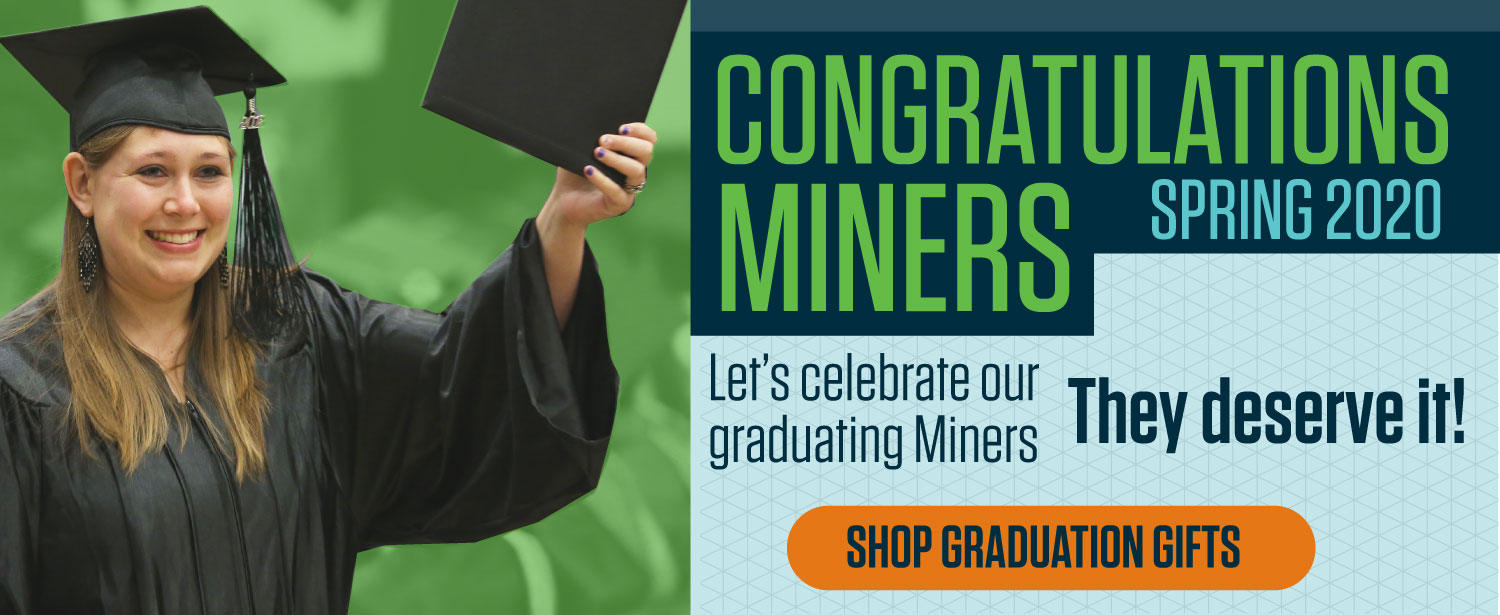 Shop gifts for your S&T grad!