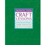 NONFICTION CRAFT LESSONS NR
