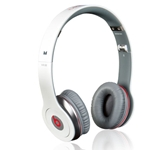 HEADPHONES BEATS DR DRE STUDIO HD WHITE