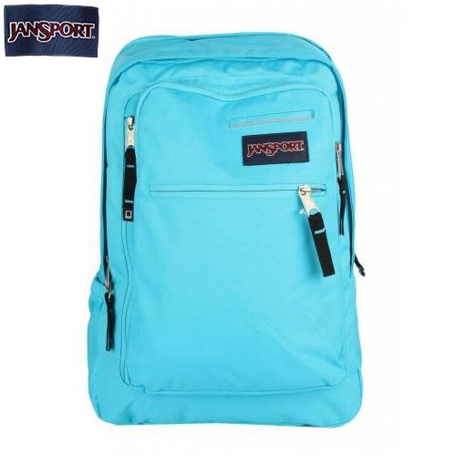JanSport Insider Mammoth Blue Backpack Black