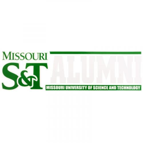 Missouri S&T Alumni Decal
