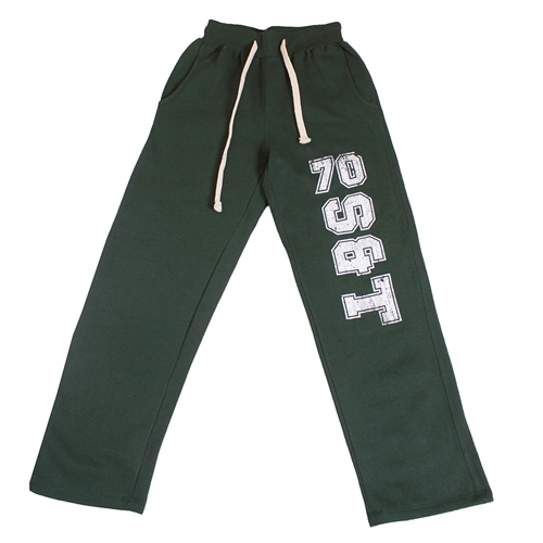 Missouri S&T 70 Forest Green Sweatpants