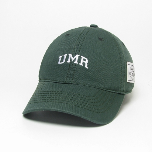 Missouri S&T Legacy Collection UMR Green Hat