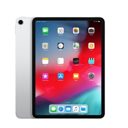 "11"" iPad Pro WI-FI + Cellular 256GB in Silver"